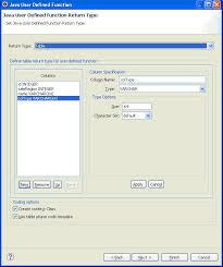 Teradata Create Table Creating A Table Java User Defined Function Using The Teradata