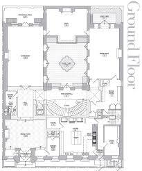 smart idea 3 new york city mansion floor plans 17 best images