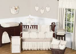 champagne and ivory victoria baby bedding 9pc crib set by sweet