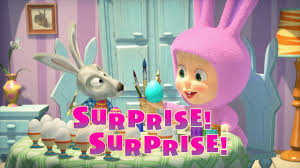masha bear surprise surprise episode 63 happy easter