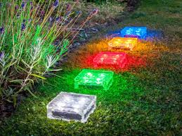 Walmart Solar Light by Outdoor Light Christmas Decorations Garden Path Solar Lights