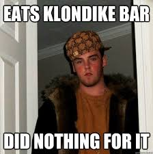 Klondike Bar Meme - what would you do for a klondike bar talk tennis