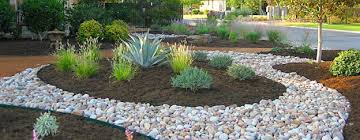 Decorative Rocks For Garden Using Decorative Rock In Landscape Design A Product Guide