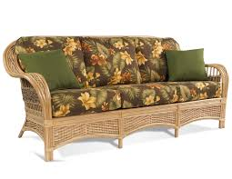 sofa rattan rattan sofa tropical