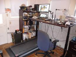 how to use a treadmill desk sports without injury