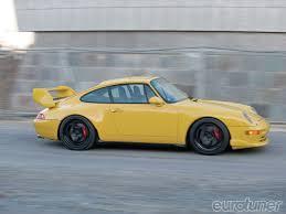 1995 porsche 911 turbo 1995 911 carrera 993 dreaming of a 911 eurotuner magazine