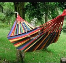 buaian travel hammock outdoor sports u0026 outdoors for sale in