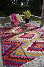 bright colored outdoor rugs 121 best area rugs images on
