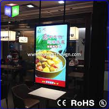 le led cuisine easy led sign led frame led light box in advertising lights