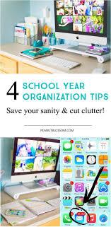 Back To School Desk Organization 226 Best Organization Images On Pinterest Organizers