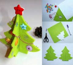 kerstboom van vilt kerstbomen diy pinterest xmas tree xmas