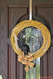spooky halloween porch debbiedoos