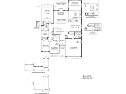 Floor Plan Lending Es Palmer Home Builders Chicago Suburbs