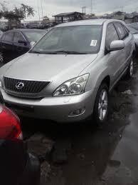 lexus rx330 nairaland very neat lexus rx330 make full options 3m 08096577304 autos