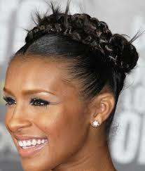 medium length hairstyles with braids updo hairstyles for black women with medium length hair