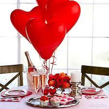 Balloon Centerpiece Ideas Valentines Day Balloon Centerpiece Idea Valentines Day Balloon
