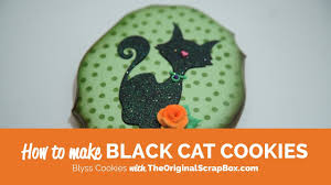 Halloween Cake Cutters Full Halloween Cookie Tutorial Youtube