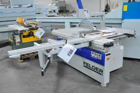 felder table saw price sliding table saw felder k 975 buy second hand