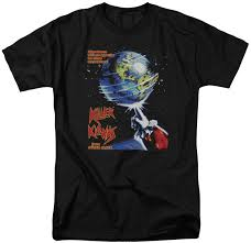 Killer Klowns Outer Space Halloween Costumes Killer Klowns Outer Space Shirts 80stees