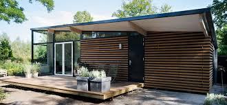 prefab oplossingen voor woningen en recreatiewoningen