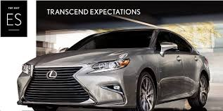 lexus enform free test drive a 2017 lexus es 350 lexus sales near west chester pa