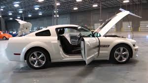 2007 ford mustang california special 2007 ford mustang california special stock 54 at our ta