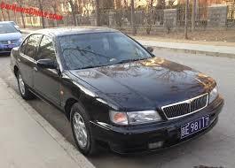 nissan cefiro spotted in china a32 nissan cefiro v6 24v in black carnewschina com