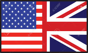 Beitish Flag A Flag That U0027s Half American And Half British Royalty Free Cliparts