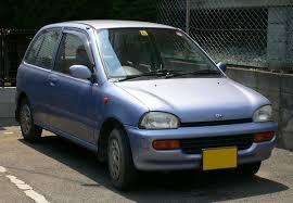 subaru hatchback custom rally subaru vivio wikipedia