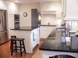 white kitchen where love is home