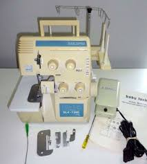 baby lock babylock serger 4 thread sewing machine bl4 736d tested