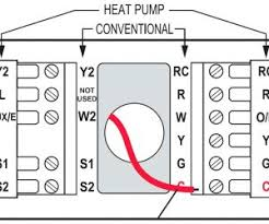 house thermostat replacement 8 wire thermostat wiring diagram