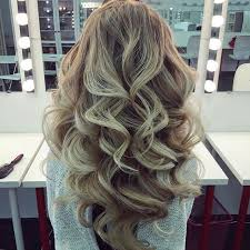 large hair 5 pretty date hairstyles large barrel curling iron