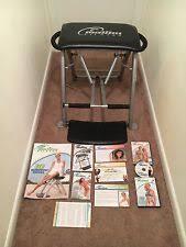 Pilates Chair Exercises Malibu Pilates Tables Ebay