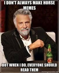 Funny Memes Espaã Ol - funny horse memes home facebook