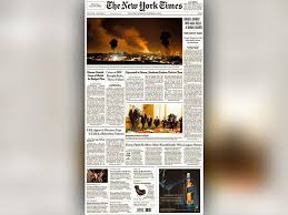 the new york times publishes ny times publishes terrorist s op ed demonizing israel apologizes