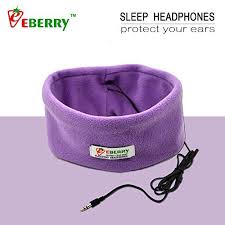 Comfortable Sleeping Headphones Eberry Sleep Headphones Eye Mask Earphones Soft Headband With