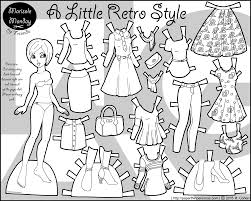 coloring pages dress up breadedcat printable childrens publishing