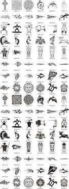 tribal markings and meanings history easter island rapa