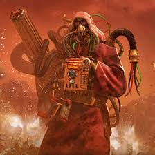 tech adept of the adeptus mechanicus