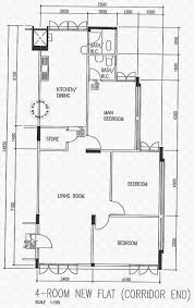 floor plans for clementi west street 2 hdb details srx property