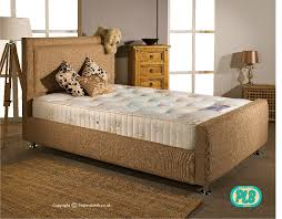 Divan Or Bed Frame Calvin Divan Bed Chenille Fabric Beds At Paylessbeds Co Uk