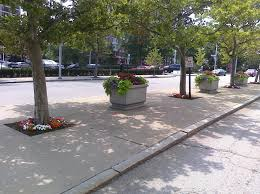 large concrete planter swanky large outdoor planter boxes as garden decoration light