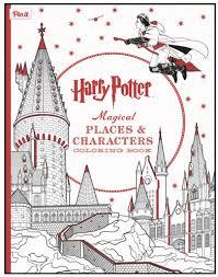 u0027s harry potter coloring book fans love 3
