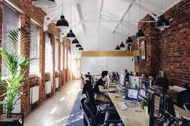 bureaux industriels les bureaux à l ambiance industrielle de l agence 383 déco bureau