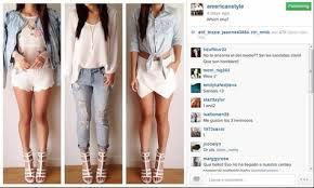 light blue cropped jean jacket jacket white crop tops white long sleeves longsleeve shirt