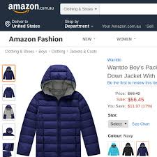 amazon uniqlo ultra light down wantdo boy s packable lightweight puffer down jacket with hood