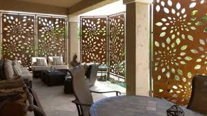 Screen Porch Designs For Houses Patio Privacy Screen Youtube