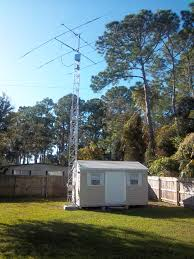 the u201cdog house u201d amateur radio station wb4omm