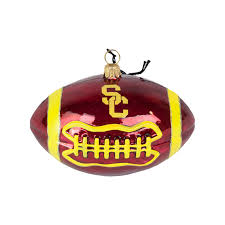 usc football ornament